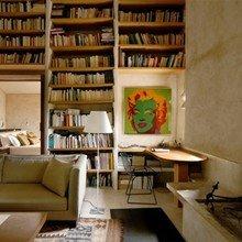 Фотография: Гостиная в стиле Современный, Дом, Дома и квартиры, Прованс – фото на InMyRoom.ru