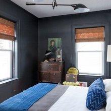 Фото из портфолио Вдохновляющая миниатюрная спальня – фотографии дизайна интерьеров на INMYROOM