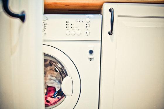 Фотография: Спальня в стиле Минимализм, Кухня и столовая, Квартира, Дома и квартиры, Ремонт – фото на InMyRoom.ru