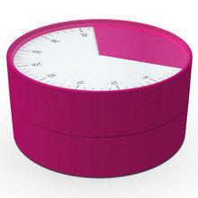 Таймер кухонный pie™ розовый