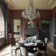 Фотография: Кухня и столовая в стиле Кантри, Декор интерьера, Франция, Декор дома, Стол, Обеденная зона – фото на InMyRoom.ru