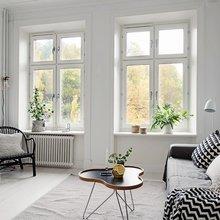 Фото из портфолио Risåsgatan 10 B, Linnéstaden – фотографии дизайна интерьеров на INMYROOM