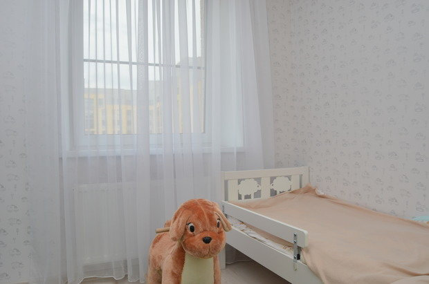 Фото из портфолио Ремонт квартиры в мкр.Видный, г.Тюмень – фотографии дизайна интерьеров на INMYROOM