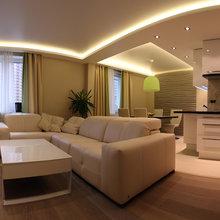 Фото из портфолио Интерьер с рациональным использованием пространства – фотографии дизайна интерьеров на InMyRoom.ru