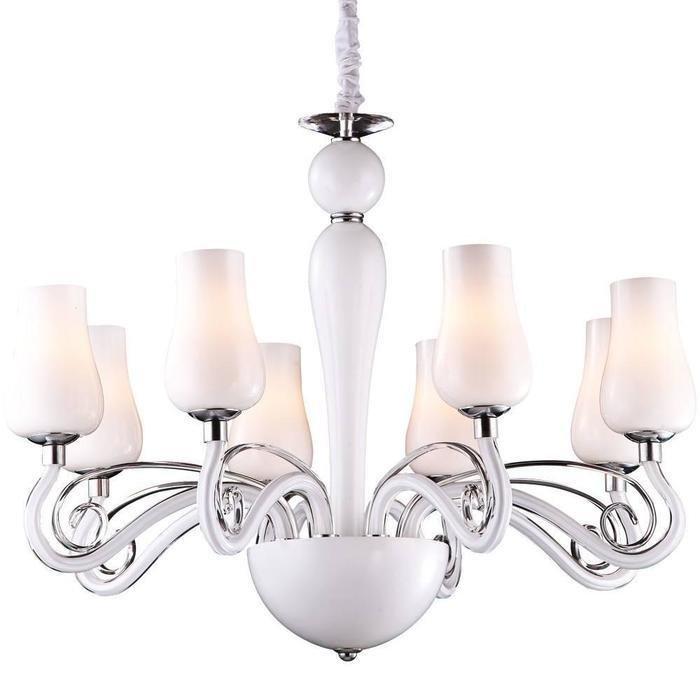 Подвесная люстра Arte Lamp Biancaneve в стиле прованс