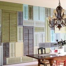 Фотография: Кухня и столовая в стиле Кантри, Классический, Современный, Декор интерьера, Декор дома, Стены – фото на InMyRoom.ru