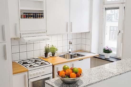 Фотография: Кухня и столовая в стиле Скандинавский, Интерьер комнат, Советы – фото на InMyRoom.ru