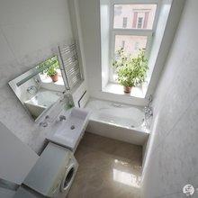 Фото из портфолио Ванная комната в старом фонде – фотографии дизайна интерьеров на INMYROOM
