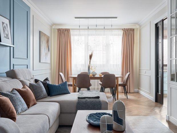 Фото из портфолио ФОТО семейная квартира  – фотографии дизайна интерьеров на INMYROOM
