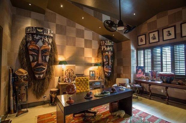 Фотография: Кабинет в стиле Эклектика, Декор интерьера, Квартира, Дом, Декор – фото на INMYROOM