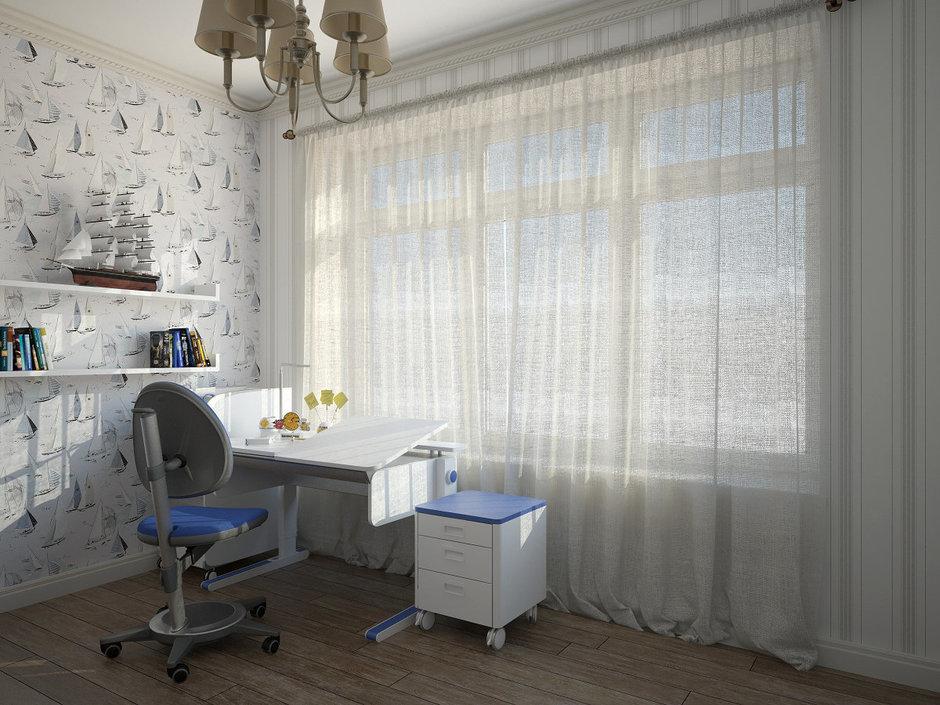 Фотография: Детская в стиле Современный, Дом, Дома и квартиры, Прованс – фото на InMyRoom.ru