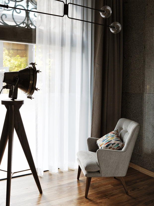 Фото из портфолио Австралийский БУТИК-ОТЕЛЬ – фотографии дизайна интерьеров на INMYROOM