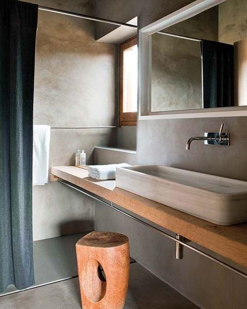 Фотография: Ванная в стиле Лофт, Минимализм, Декор интерьера, Квартира, Декор, Советы, раковина, раковина в ванной – фото на InMyRoom.ru