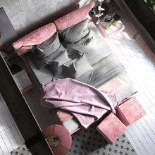 Фото из портфолио Её лофт – фотографии дизайна интерьеров на InMyRoom.ru