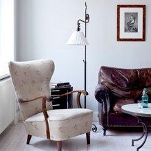 Фотография: Гостиная в стиле Классический, Скандинавский, Современный – фото на InMyRoom.ru