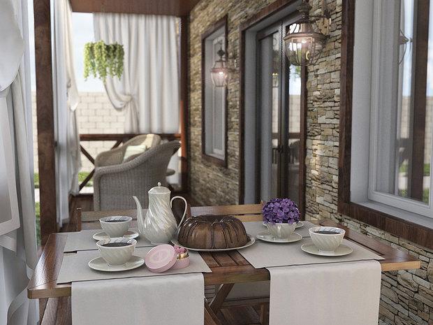 Фото из портфолио Интерьер частного дома – фотографии дизайна интерьеров на INMYROOM