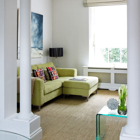 Фотография: Гостиная в стиле Современный, Декор интерьера, Малогабаритная квартира, Квартира, Дома и квартиры – фото на InMyRoom.ru