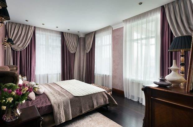 Фотография: Планировки в стиле , Спальня, Декор интерьера, Квартира, Дом, Декор – фото на InMyRoom.ru