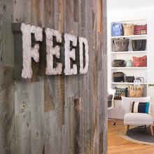 Фото из портфолио Офисные помещения в Нью-Йорке  – фотографии дизайна интерьеров на InMyRoom.ru