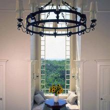 Фотография: Мебель и свет в стиле Скандинавский, Дом, Дома и квартиры – фото на InMyRoom.ru