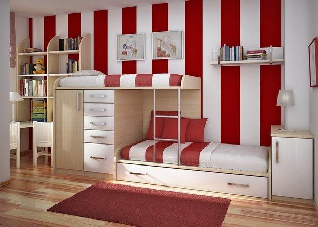 Фотография: Детская в стиле Современный, Декор интерьера, Интерьер комнат, Международная Школа Дизайна – фото на InMyRoom.ru