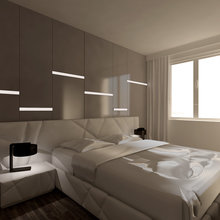 Фото из портфолио Апартаменты для пары – фотографии дизайна интерьеров на InMyRoom.ru