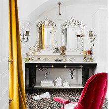 Фотография: Ванная в стиле Эклектика, Дом, Дома и квартиры, Барселона – фото на InMyRoom.ru