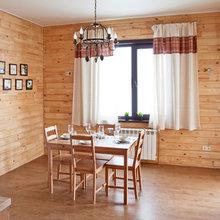 Фото из портфолио Реализованный проект: Гостиничный комплекс HorisonPatioHotel, Новосибирск, Академгородок. – фотографии дизайна интерьеров на INMYROOM