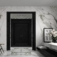 Фото из портфолио Дверь-пенал – фотографии дизайна интерьеров на InMyRoom.ru