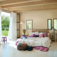 Фотография: Спальня в стиле Кантри, Эко, Интерьер комнат, Советы – фото на InMyRoom.ru