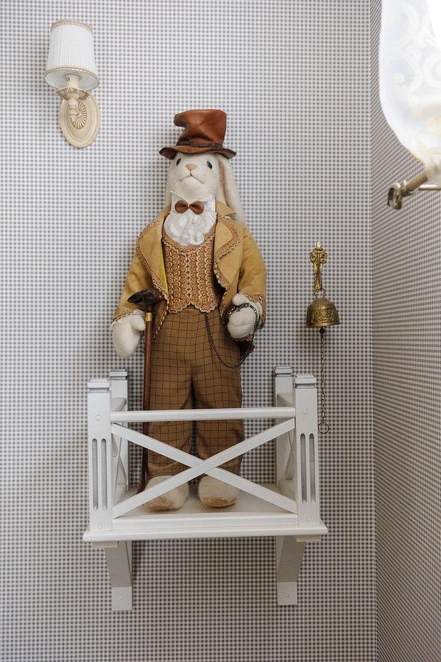 Фото из портфолио Реализованный проект дома – фотографии дизайна интерьеров на INMYROOM