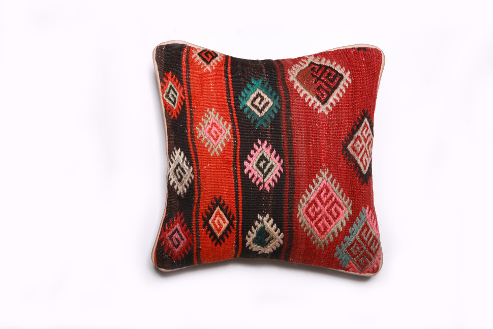 Купить Подушка декоративная из шерсти 40 х 40, inmyroom, Турция