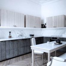 Фото из портфолио Великолепие ПАРИЖА... – фотографии дизайна интерьеров на InMyRoom.ru
