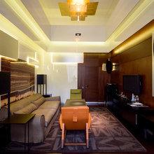 Фото из портфолио Кабинет директора – фотографии дизайна интерьеров на INMYROOM