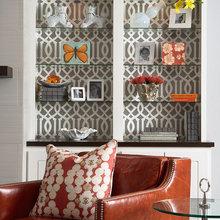 Фотография: Декор в стиле Кантри, Скандинавский, Декор интерьера, DIY, Обои – фото на InMyRoom.ru
