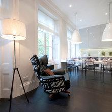 Фотография: Кухня и столовая в стиле Современный, Квартира, Дома и квартиры, Лондон – фото на InMyRoom.ru