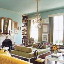 Фотография: Гостиная в стиле Кантри, Декор интерьера, Квартира, Дом, Декор дома – фото на InMyRoom.ru