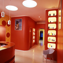 Фото из портфолио Солярий – фотографии дизайна интерьеров на INMYROOM