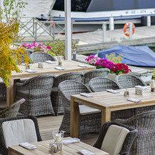 """Фото из портфолио Ресторан """"Shore House"""" – фотографии дизайна интерьеров на InMyRoom.ru"""