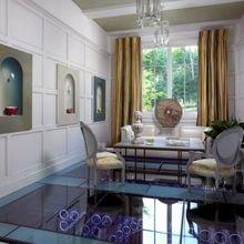 Фотография: Гостиная в стиле Эклектика, Дом, США, Дизайн интерьера, Неон – фото на InMyRoom.ru