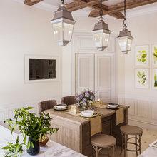 Фото из портфолио Дом в Стрешнево – фотографии дизайна интерьеров на INMYROOM