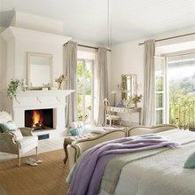 Фотография: Спальня в стиле Кантри, Кухня и столовая, Дом, Испания, Дома и квартиры – фото на InMyRoom.ru
