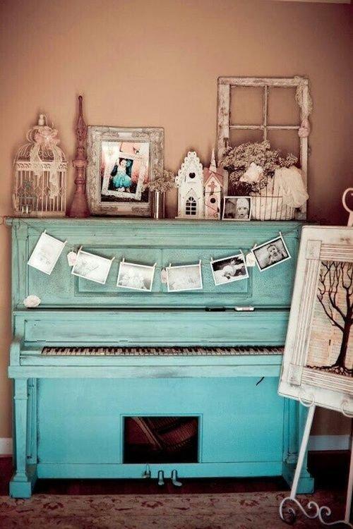 Фотография: Декор в стиле Прованс и Кантри, Скандинавский, Декор интерьера, Дом, Декор дома, Цвет в интерьере – фото на InMyRoom.ru