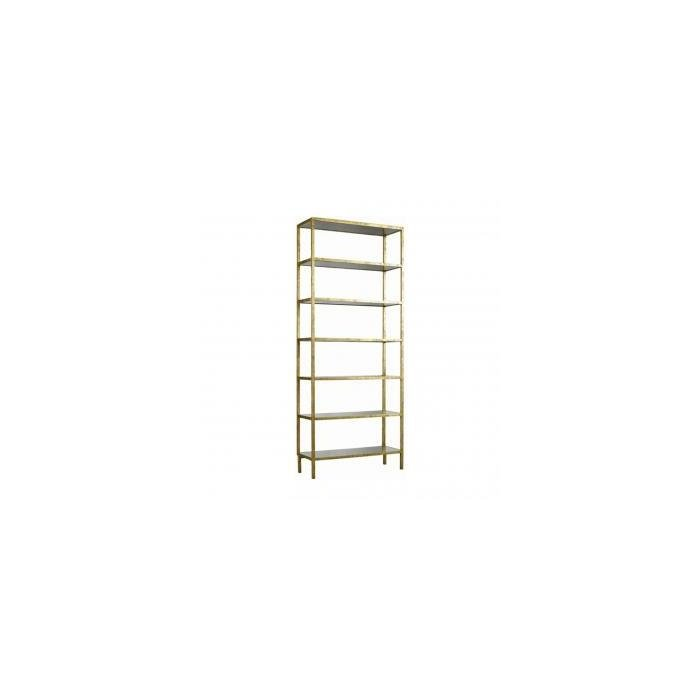 Стеллаж PICKFORD TOWER BOOKCASE - GOLD