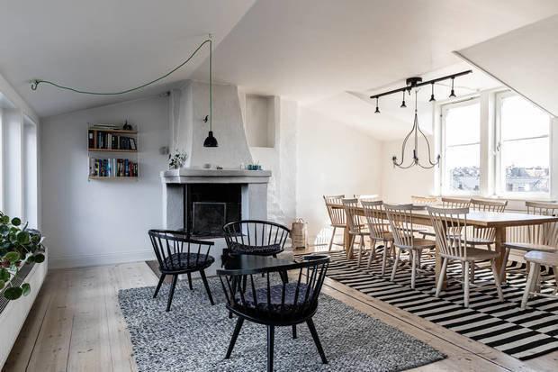 Фотография: Кухня и столовая в стиле Скандинавский, Квартира, Советы, 40-60 метров – фото на INMYROOM