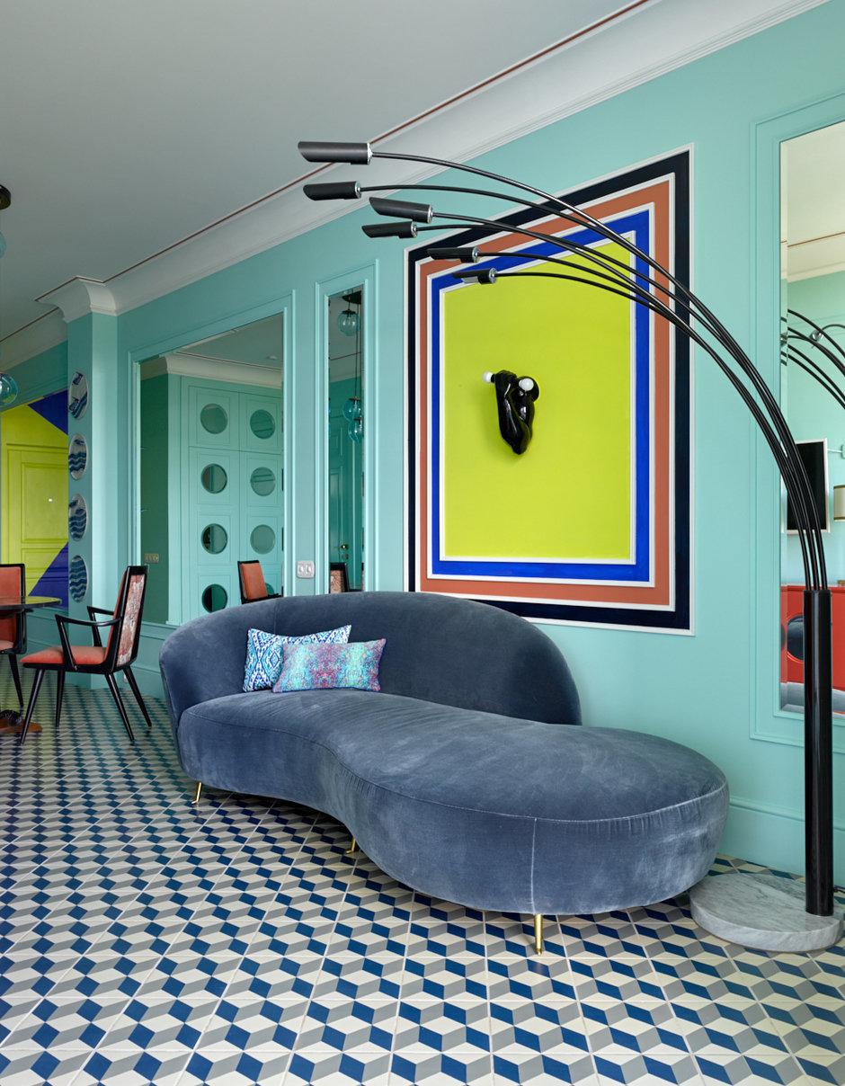 Фотография: Гостиная в стиле Эклектика, Советы, Гид – фото на InMyRoom.ru