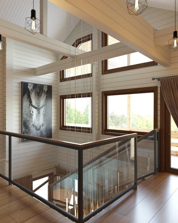 Фотография: Архитектура в стиле , Дом, Проект недели, Дом и дача – фото на InMyRoom.ru
