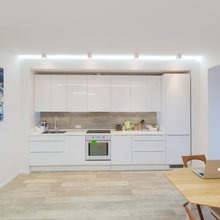 Фотография: Кухня и столовая в стиле Современный, Квартира, Дома и квартиры, IKEA, Проект недели, Москва – фото на InMyRoom.ru