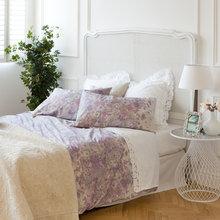 Фотография: Спальня в стиле Кантри, Аксессуары, Текстиль, Индустрия, Новости, Посуда, Свечи, Zara Home – фото на InMyRoom.ru