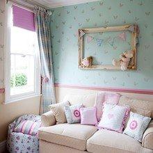 Фотография: Детская в стиле Кантри, Дом, Дома и квартиры – фото на InMyRoom.ru